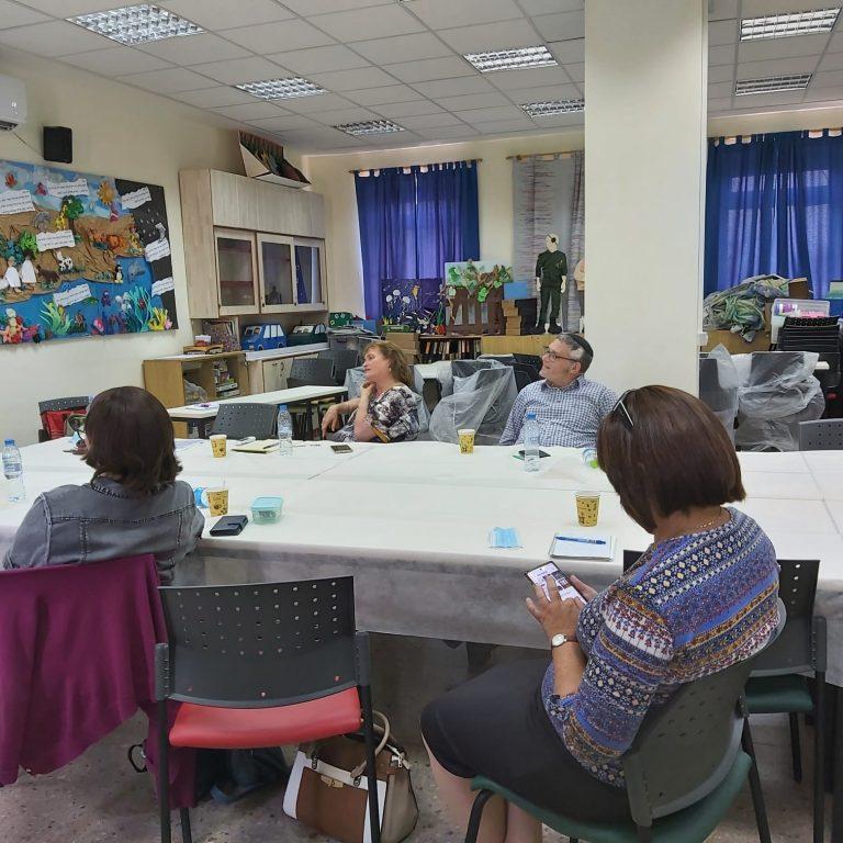 ספריית מכללת אפרתה קיימה השנה מפגש מרצים שני הנעשה לראשונה במכללה במתכונת היברידית.