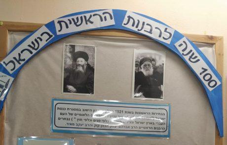 100 שנה לרבנות הראשית בישראל