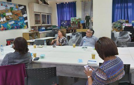 הספרייה כתומכת למידה בעידן הדיגיטלי   מפגש היברידי